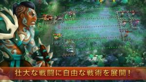 iPhone、iPadアプリ「Wartide: Heroes of Atlantis」のスクリーンショット 3枚目