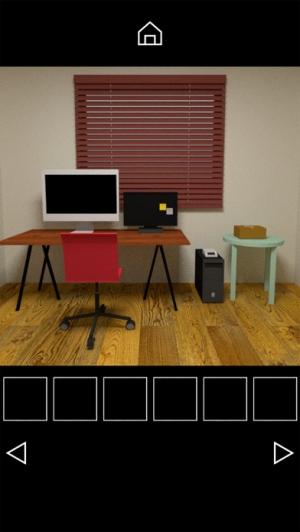 iPhone、iPadアプリ「脱出ゲーム Gadget Room」のスクリーンショット 2枚目