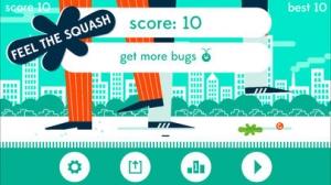 iPhone、iPadアプリ「Squashy Bug」のスクリーンショット 4枚目