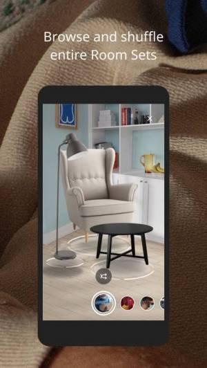 iPhone、iPadアプリ「IKEA Place」のスクリーンショット 4枚目