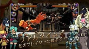 iPhone、iPadアプリ「Skullgirls: 対戦型RPG」のスクリーンショット 2枚目