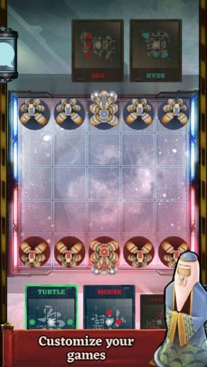 iPhone、iPadアプリ「Onitama: The Board Game」のスクリーンショット 2枚目