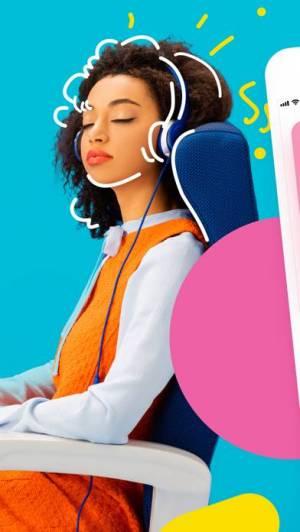 iPhone、iPadアプリ「オフライン音楽 - ミュージックプレイヤー」のスクリーンショット 2枚目