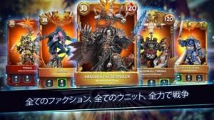 iPhone、iPadアプリ「Warhammer Combat Cards」のスクリーンショット 2枚目