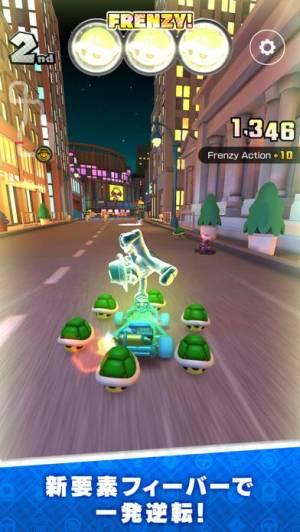 iPhone、iPadアプリ「マリオカート ツアー」のスクリーンショット 3枚目