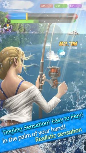 iPhone、iPadアプリ「フィッシングフック : バストーナメント」のスクリーンショット 2枚目