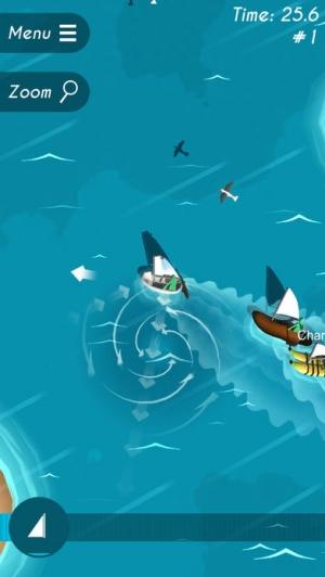 iPhone、iPadアプリ「Silly Sailing」のスクリーンショット 4枚目