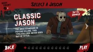 iPhone、iPadアプリ「Friday the 13th: Killer Puzzle」のスクリーンショット 2枚目