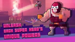 iPhone、iPadアプリ「Super Hero Fight Club」のスクリーンショット 5枚目