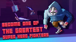iPhone、iPadアプリ「Super Hero Fight Club」のスクリーンショット 4枚目