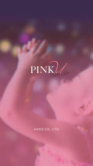 iPhone、iPadアプリ「Pink U - ピンク・ユー」のスクリーンショット 5枚目
