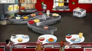 iPhone、iPadアプリ「Burger Shop 2」のスクリーンショット 2枚目