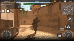 iPhone、iPadアプリ「Code Of War: シューターオンライン」のスクリーンショット 5枚目