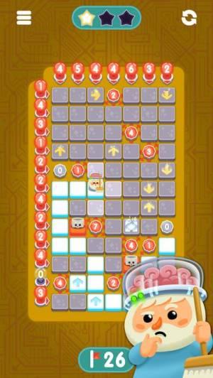 iPhone、iPadアプリ「Minesweeper Genius」のスクリーンショット 5枚目