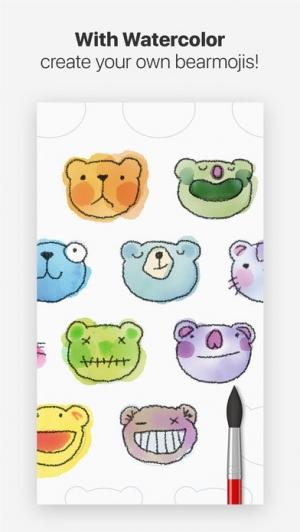 iPhone、iPadアプリ「Tayasui Doodle Book」のスクリーンショット 3枚目