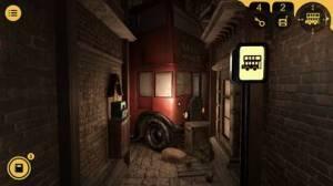 iPhone、iPadアプリ「Alleys - 路地探索」のスクリーンショット 3枚目