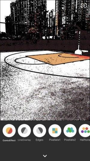 iPhone、iPadアプリ「ComicShot」のスクリーンショット 5枚目