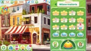 iPhone、iPadアプリ「デリシャスワールド ― クッキングゲーム」のスクリーンショット 3枚目