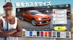 iPhone、iPadアプリ「Rebel Racing」のスクリーンショット 5枚目