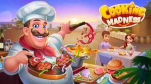 iPhone、iPadアプリ「クッキングマッドネス-料理ゲーム」のスクリーンショット 1枚目