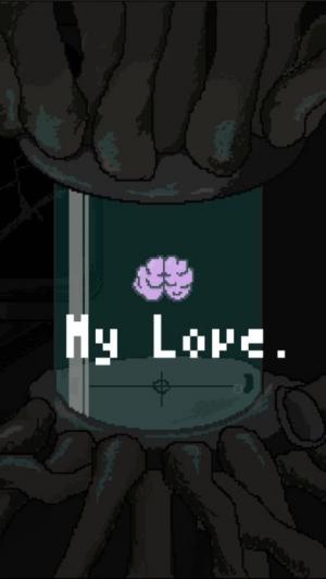 iPhone、iPadアプリ「MyLove.」のスクリーンショット 1枚目