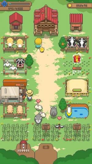 iPhone、iPadアプリ「作ろう!ミニチュア牧場」のスクリーンショット 2枚目