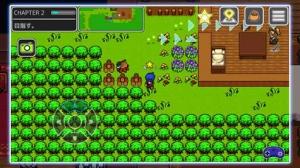 iPhone、iPadアプリ「獅子王の伝説 -短編RPG」のスクリーンショット 5枚目