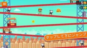 iPhone、iPadアプリ「Tap Skaters」のスクリーンショット 5枚目