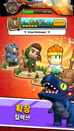 iPhone、iPadアプリ「Magic Brick Wars マルチプレイヤーゲーム」のスクリーンショット 4枚目