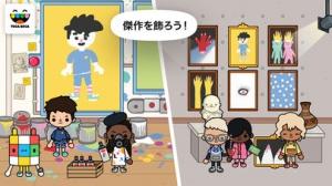 iPhone、iPadアプリ「Toca Life: After School」のスクリーンショット 3枚目