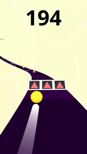 iPhone、iPadアプリ「Color Road!」のスクリーンショット 4枚目