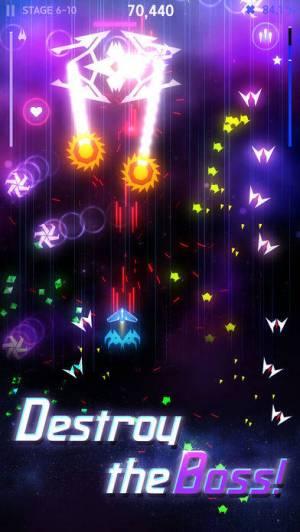 iPhone、iPadアプリ「Space Wingmen: Arcade Shooting」のスクリーンショット 4枚目