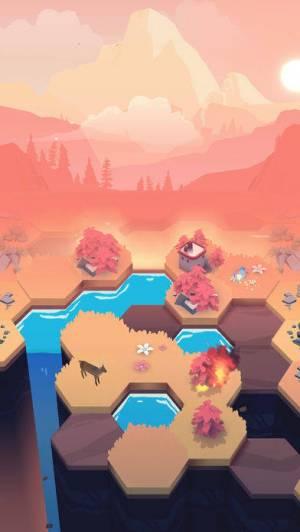 iPhone、iPadアプリ「Valleys Between」のスクリーンショット 4枚目