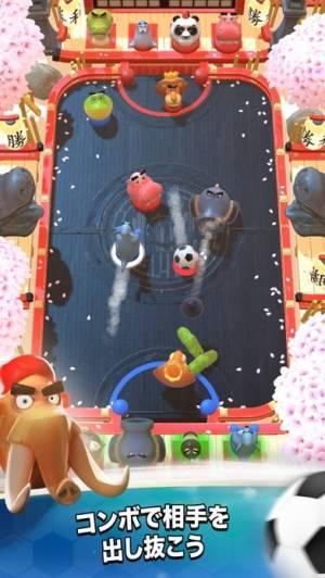 iPhone、iPadアプリ「ランブルスターズ サッカー」のスクリーンショット 3枚目