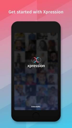 iPhone、iPadアプリ「Xpression - バーチャル乗っ取りフェイス」のスクリーンショット 4枚目