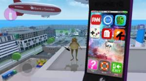 iPhone、iPadアプリ「Amazing Frog?」のスクリーンショット 1枚目