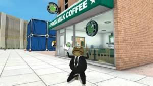 iPhone、iPadアプリ「Amazing Frog?」のスクリーンショット 3枚目