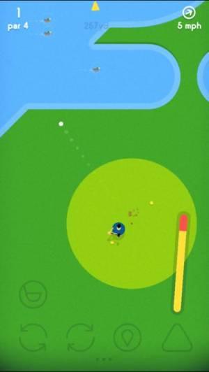 iPhone、iPadアプリ「Golfing Around」のスクリーンショット 5枚目