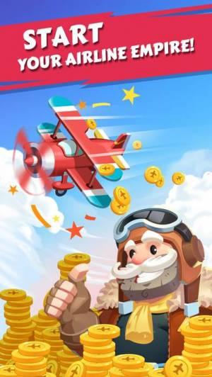 iPhone、iPadアプリ「Merge Plane - Best Idle Game」のスクリーンショット 5枚目