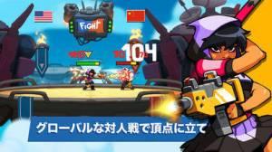 iPhone、iPadアプリ「Bombastic Brothers – 2D銃 撃 ゲーム」のスクリーンショット 5枚目