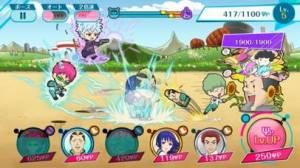 iPhone、iPadアプリ「斉木楠雄のΨ難 妄想暴走!Ψキックバトル」のスクリーンショット 5枚目