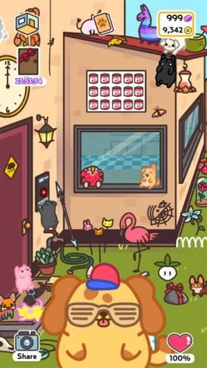 iPhone、iPadアプリ「どろぼう犬 (KleptoDogs)」のスクリーンショット 2枚目