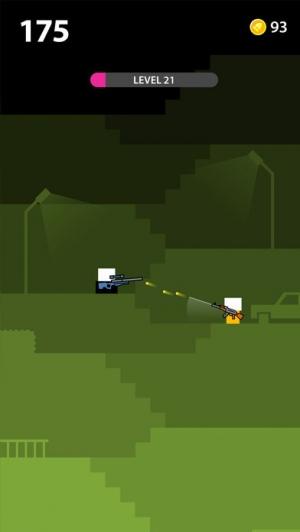iPhone、iPadアプリ「Mr Gun」のスクリーンショット 2枚目