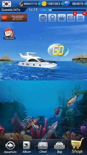 iPhone、iPadアプリ「Fishing Championship」のスクリーンショット 4枚目