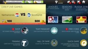 iPhone、iPadアプリ「Stickman Soccer 2018」のスクリーンショット 5枚目