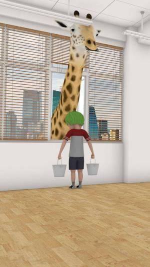 iPhone、iPadアプリ「脱出ゲーム School しょんぼりチャーリーと不思議な教室」のスクリーンショット 1枚目