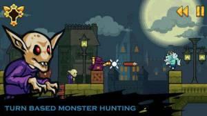 iPhone、iPadアプリ「Turn Undead 2: Monster Hunter」のスクリーンショット 1枚目