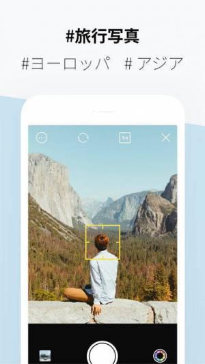 iPhone、iPadアプリ「@picn2k camera」のスクリーンショット 2枚目