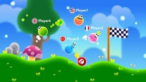 iPhone、iPadアプリ「Bloop Go!」のスクリーンショット 1枚目