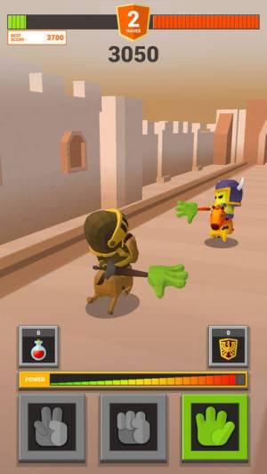 iPhone、iPadアプリ「Knights Rush」のスクリーンショット 3枚目